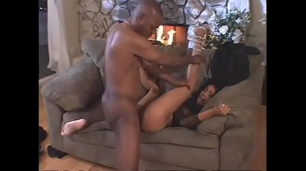Anal creampie, African