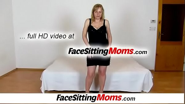 Grannies, Young mom, High, Facesitting