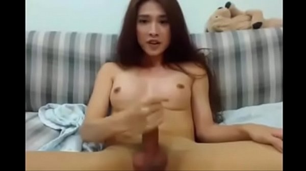 Asian shemale