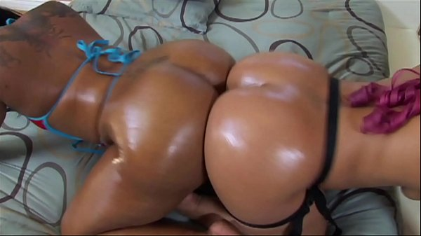 Holes, Young lesbian, Oil, Chubby anal