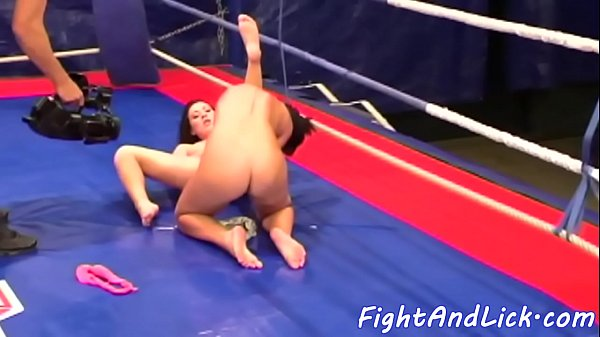 Wrestle, Facesitting, Catfight
