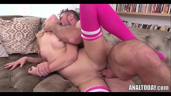 First anal, Double