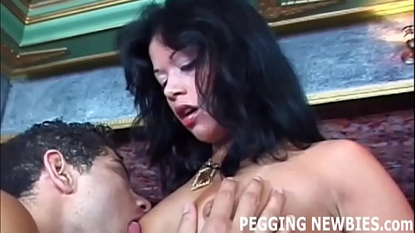 Forced anal, Pegging, Bisexual