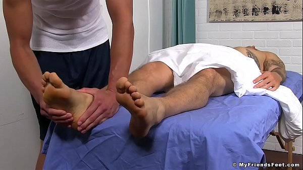Feet, Gay massage