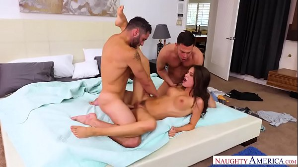 Threesome, Naughty america