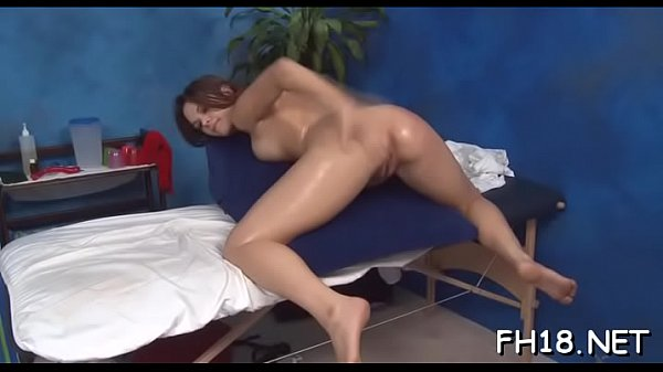 Young babe, Xxx massage