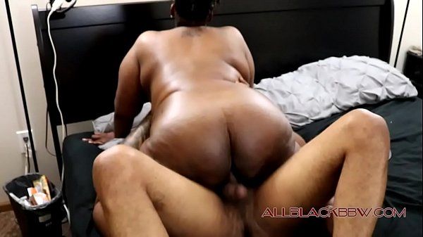 Ebony, Bbw riding