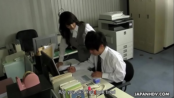 Asian uncensored, Office, Pantyhose