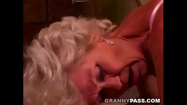 Hairy anal, Grandmother
