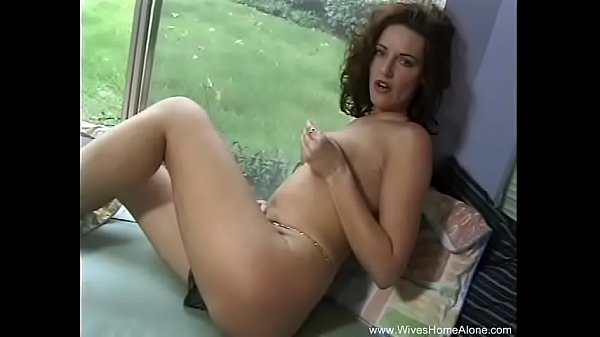 Wives, Hairy pussy solo, Hairy dildo