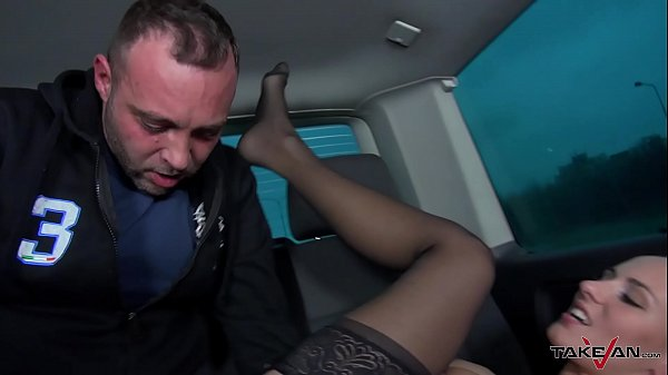 Fake taxi, Taxi, Skinny young
