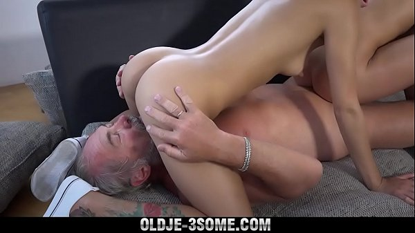 Old man, Swallow, Young babe
