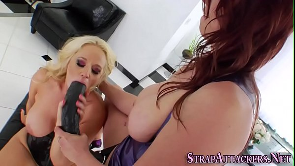 Strapon, Latex, Anal toy