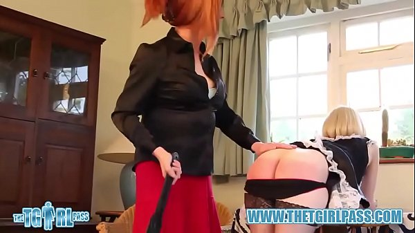 Nylon, Punished, Crossdresser