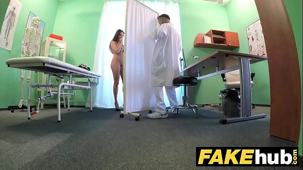 Hidden cum, Cum swallow, Hidden camera, Hospital