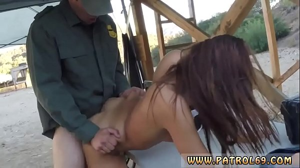 Anal creampie, Cops