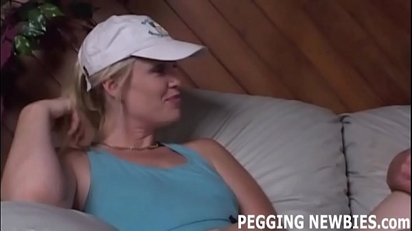 Pegging, Pegged, Forced anal, Bisexual