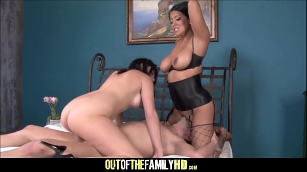 Small tits, Step mom, Teen threesome, Teen facial